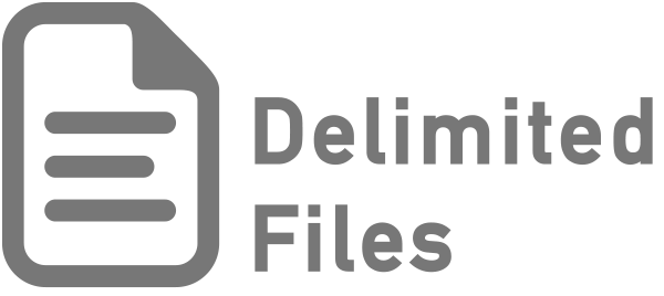 Delimited Files